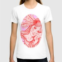 belle T-shirts featuring Belle by thebutterflycollector