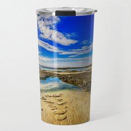Sanna Bay 3 Ardnamurchan Peninsula Travel Mug