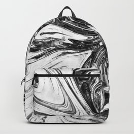 Abstract Cross - Watercolor Backpack