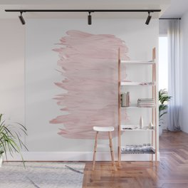 Abstract Minimalism #5 #minimal #ink #decor #art #society6 Wall Mural