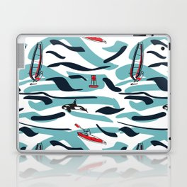 A Day on the Water Laptop & iPad Skin