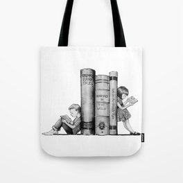 The Joy of Reading Tote Bag