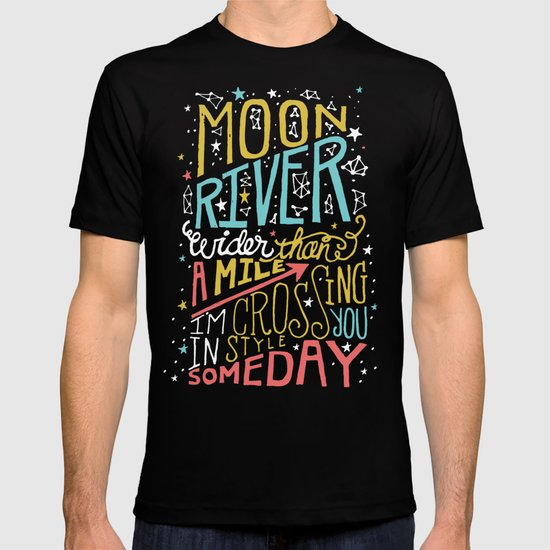 MOON RIVER T-shirt