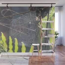 The Weaver Wall Mural