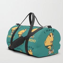 I Hate Cardio Duffle Bag