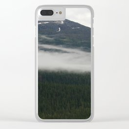 Whispy, part II Clear iPhone Case