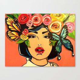 DAYREAM Canvas Print