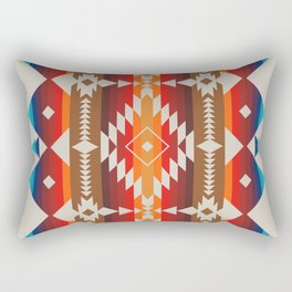 POW WOW Rectangular Pillow
