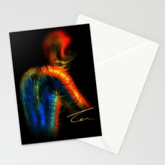 Twisted Spiderman Stationery Cards
