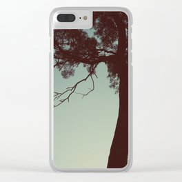 hook Clear iPhone Case