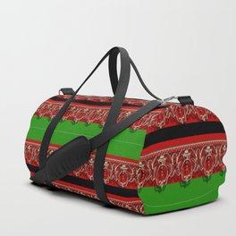 Christmas Bells II TOO! Duffle Bag
