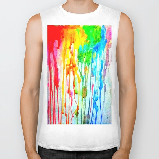 Colors of life : Colors Series 3 Biker Tank