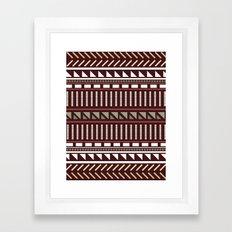 GeoDesign Framed Art Print