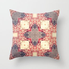 Elizabeth 1 Throw Pillow