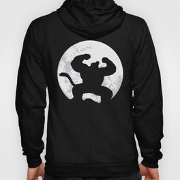 Night Monkey Hoody