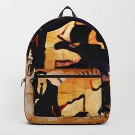 Kaz and Inej - crawl Backpack