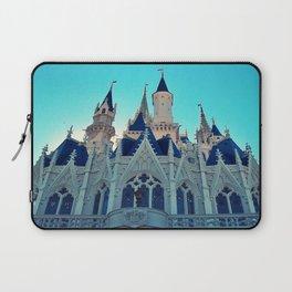 Castle Architecture Closeup 1 Laptop Sleeve