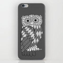 The Wide Awake Owl iPhone Skin