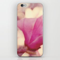 magnolia abstract iPhone & iPod Skin