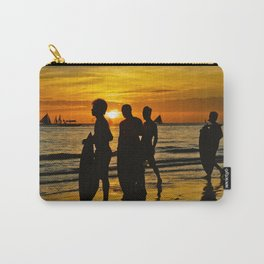 Surfer Dudes Carry-All Pouch
