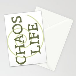 ChaosLife: The Print Stationery Cards