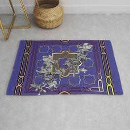 Persian ornamental taste of luxury  Rug