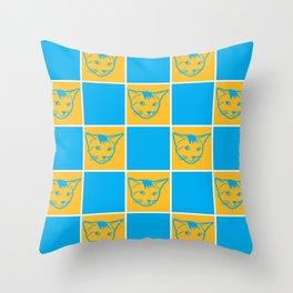 Cool Antik Throw Pillow