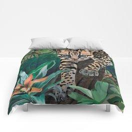 Ocelot Comforters
