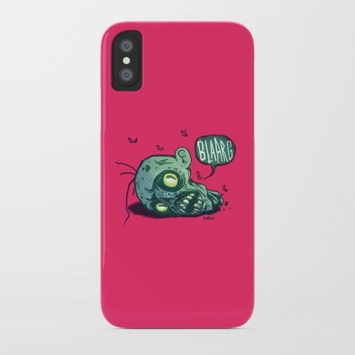 BLARG! iPhone Case