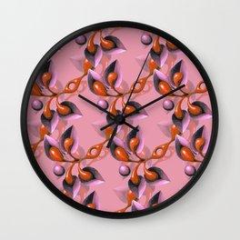 Pattern-11-4 Wall Clock