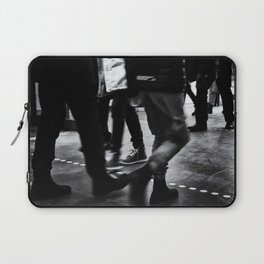 Hustle And Bustle Laptop Sleeve