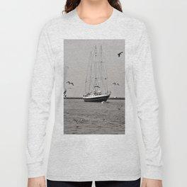 Hanse SAIL - Warnemuende - Baltic Sea  Long Sleeve T-shirt