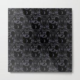 Insomnia Metal Print