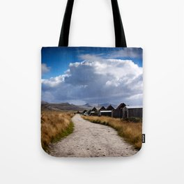 The Stanley track Tote Bag
