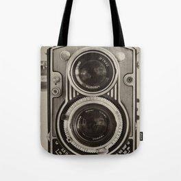 Flexaret | Vintage Camera Tote Bag