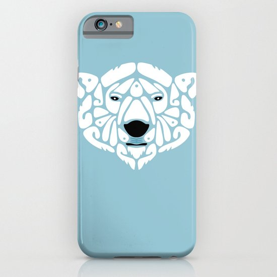 An Béar Bán (The White Bear) iPhone & iPod Case
