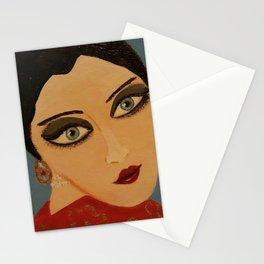 Hanna Ruby Stationery Cards