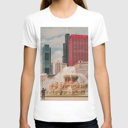 Fountain View T-shirt