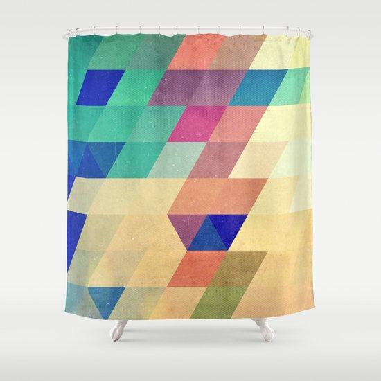 dyrzy Shower Curtain
