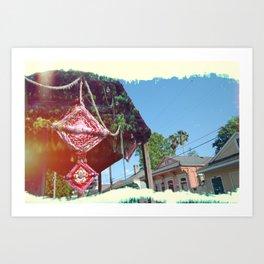 Marigny  Art Print