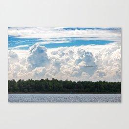 Cumulonimbus Clouds 14 Canvas Print
