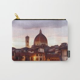 An Evening in Florence Carry-All Pouch