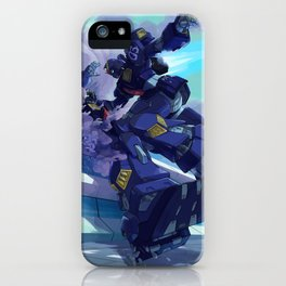 Gundam 40th Anniversary Mk. II iPhone Case