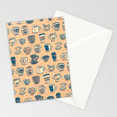Coffee & Tea Stationery Cards