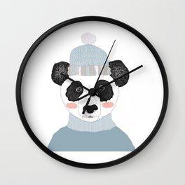 Bear Art Printable  Wall Clock