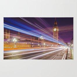 Big Ben London Rug