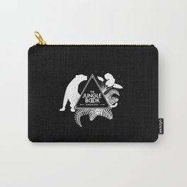 The Jungle Book - Bagheera panther black Carry-All Pouch
