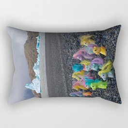 My Little Sea Ponies in Patagonia Rectangular Pillow