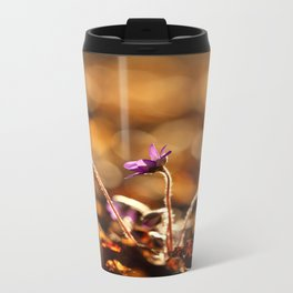 Wonderful Moment In Forest Springtime #decor #society6 Travel Mug