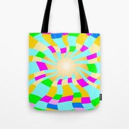 Feel good energy Tote Bag